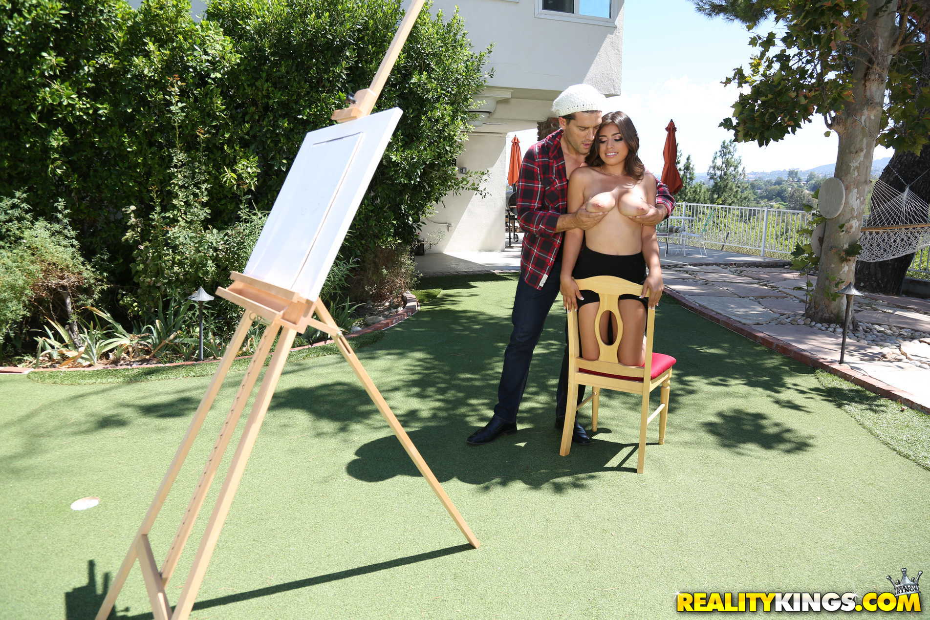 Reality Kings 'From Posing To Moaning' starring Ella Knox (photo 144)