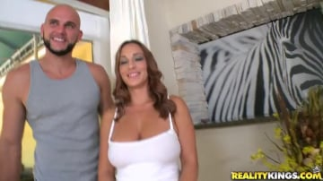 Jasmine Maybach - Breast seduction