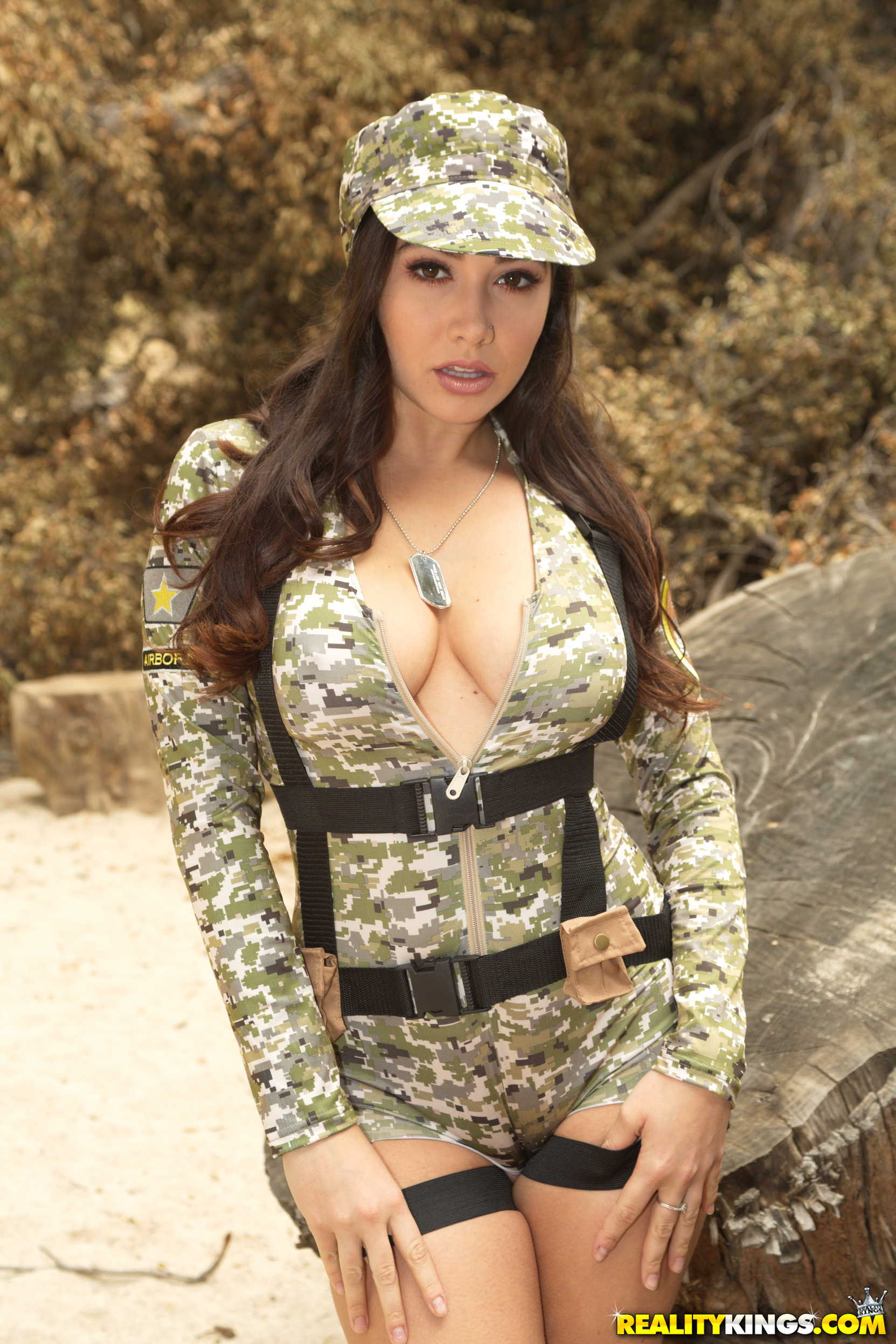 Reality Kings 'Commando Coochies' starring Karlee Grey (photo 1)