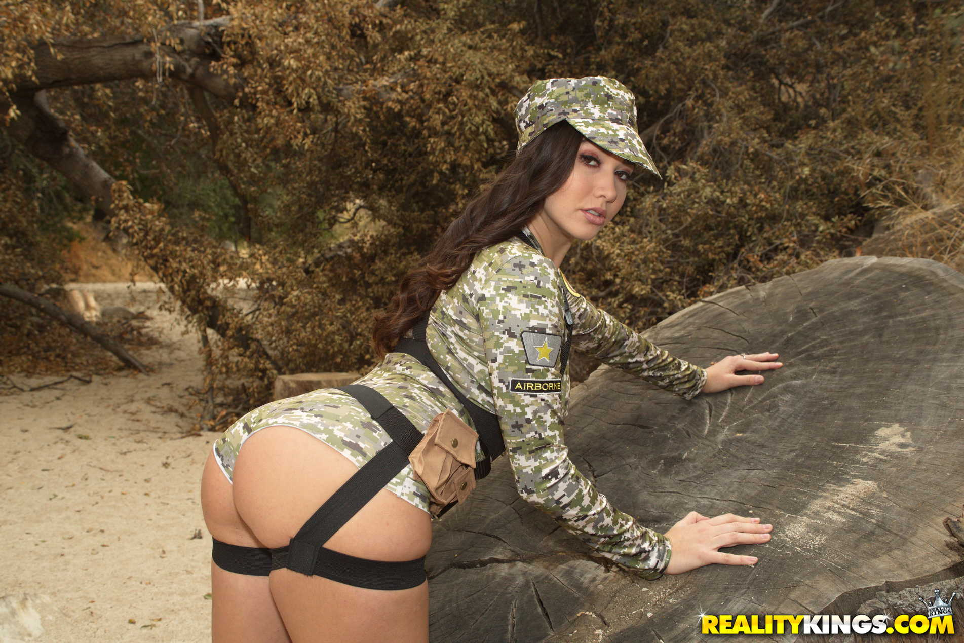 Reality Kings 'Commando Coochies' starring Karlee Grey (photo 14)