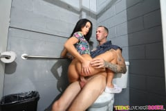Megan Rain - Roadtrip gloryhole (Thumb 168)