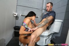 Megan Rain - Roadtrip gloryhole (Thumb 231)
