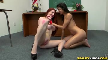 Veronica Rodriguez - Squirt school
