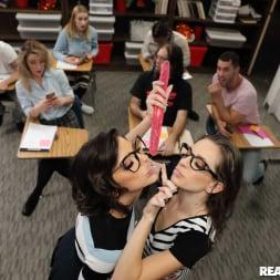 Adriana Chechik in 'Reality Kings' Slutty Sex Ed Teachers (Thumbnail 104)