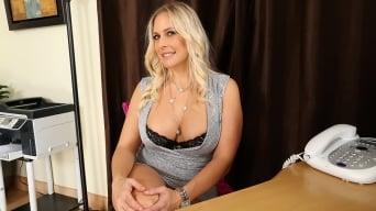 Angel Allwood in 'Big time boobs'