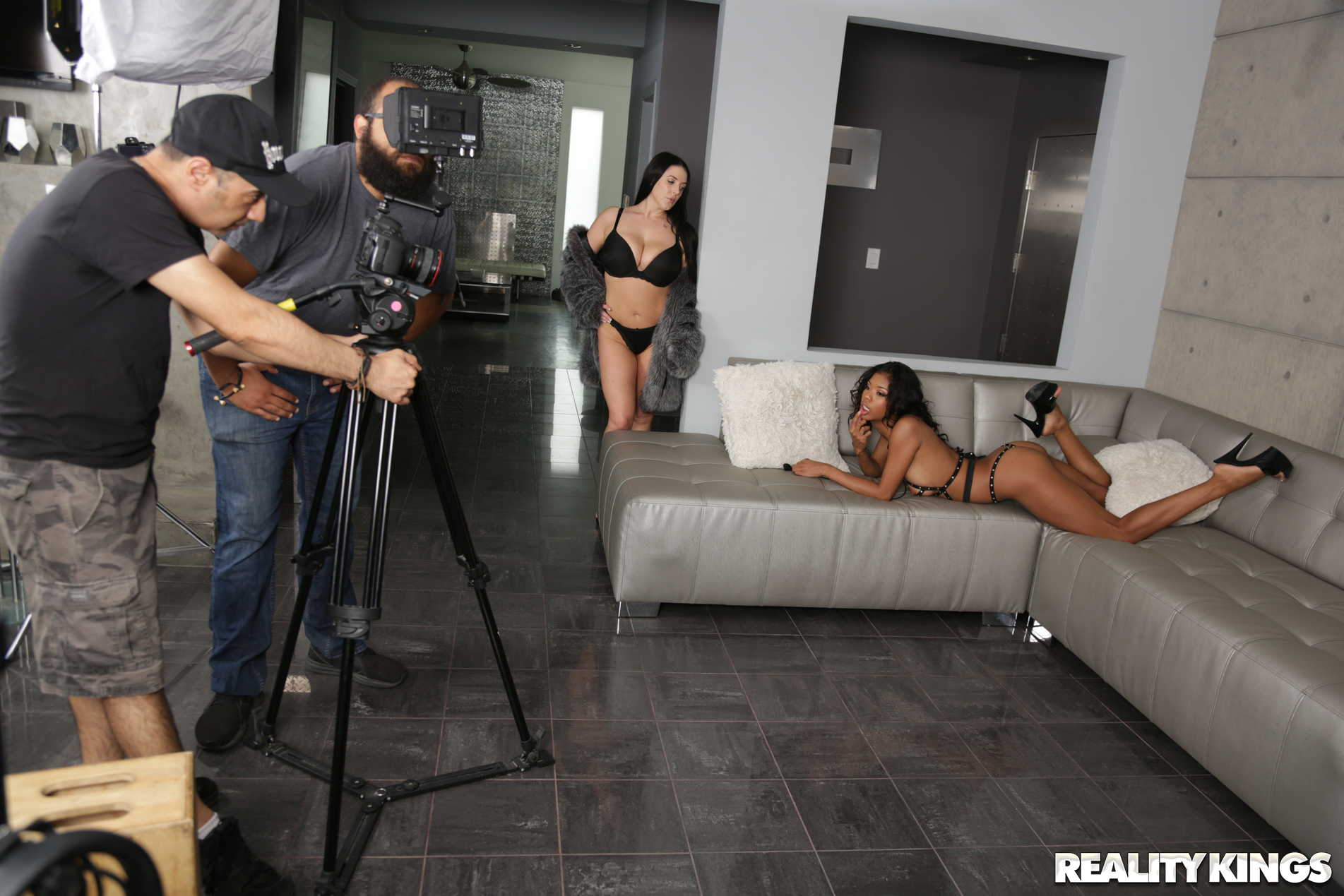 Reality Kings 'Meat And Greet' starring Angela White (Photo 144)