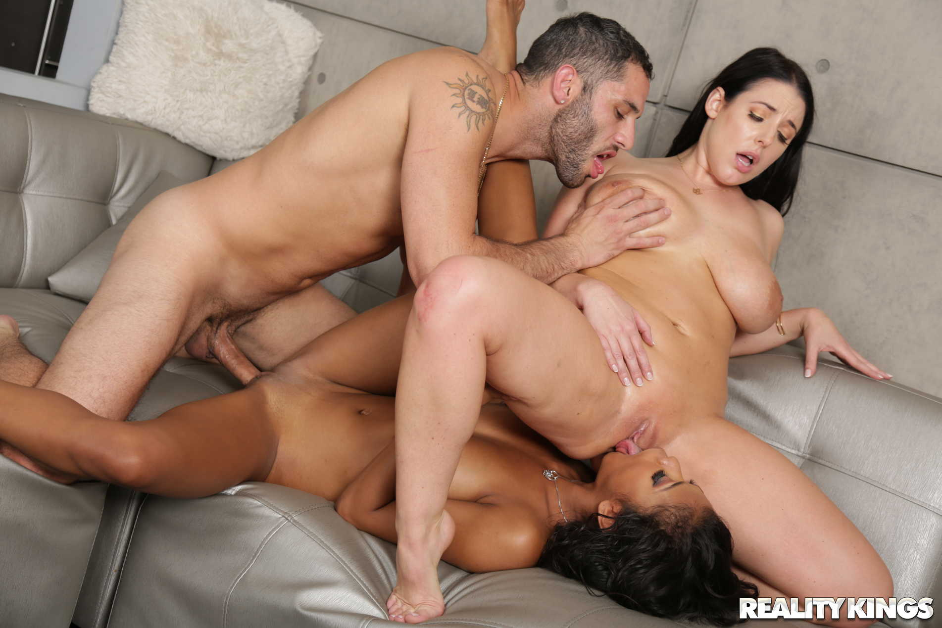 Reality Kings 'Meat And Greet' starring Angela White (Photo 269)