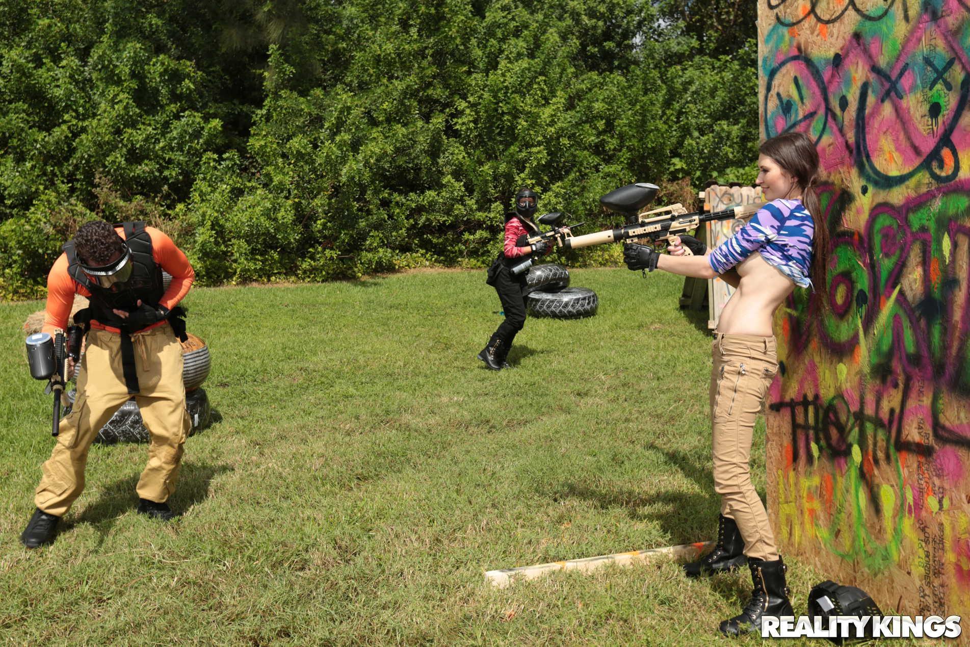 Reality Kings 'Battle Royale' starring Angelina Diamanti (Photo 72)