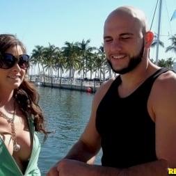 Ashlee Raine in 'Reality Kings' Boat love (Thumbnail 1)