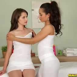 Aurelly Rebel in 'Reality Kings' Amazing massage (Thumbnail 1)