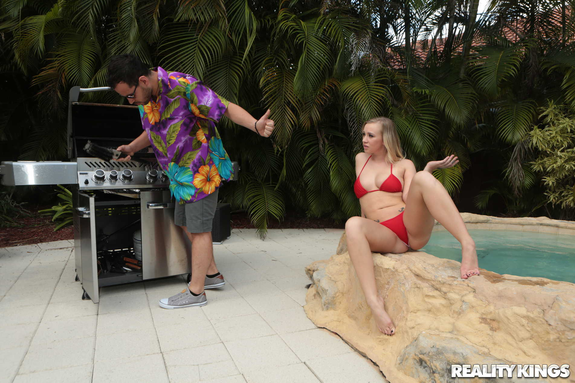 Reality Kings 'Dicking In The Deep End' starring Bailey Brooke (Photo 32)