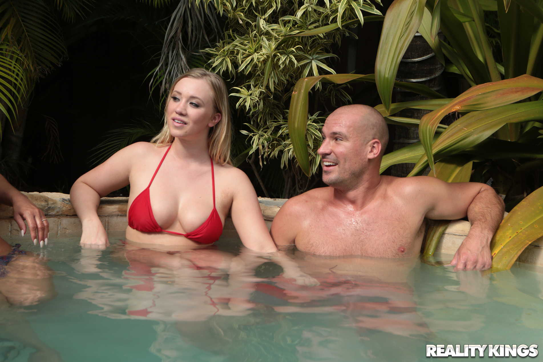 Reality Kings 'Dicking In The Deep End' starring Bailey Brooke (Photo 96)