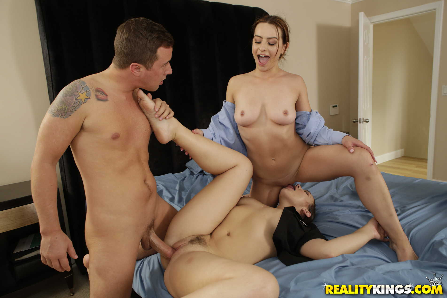 Reality Kings 'Two Cops In Heat' starring Blair Williams (Photo 224)