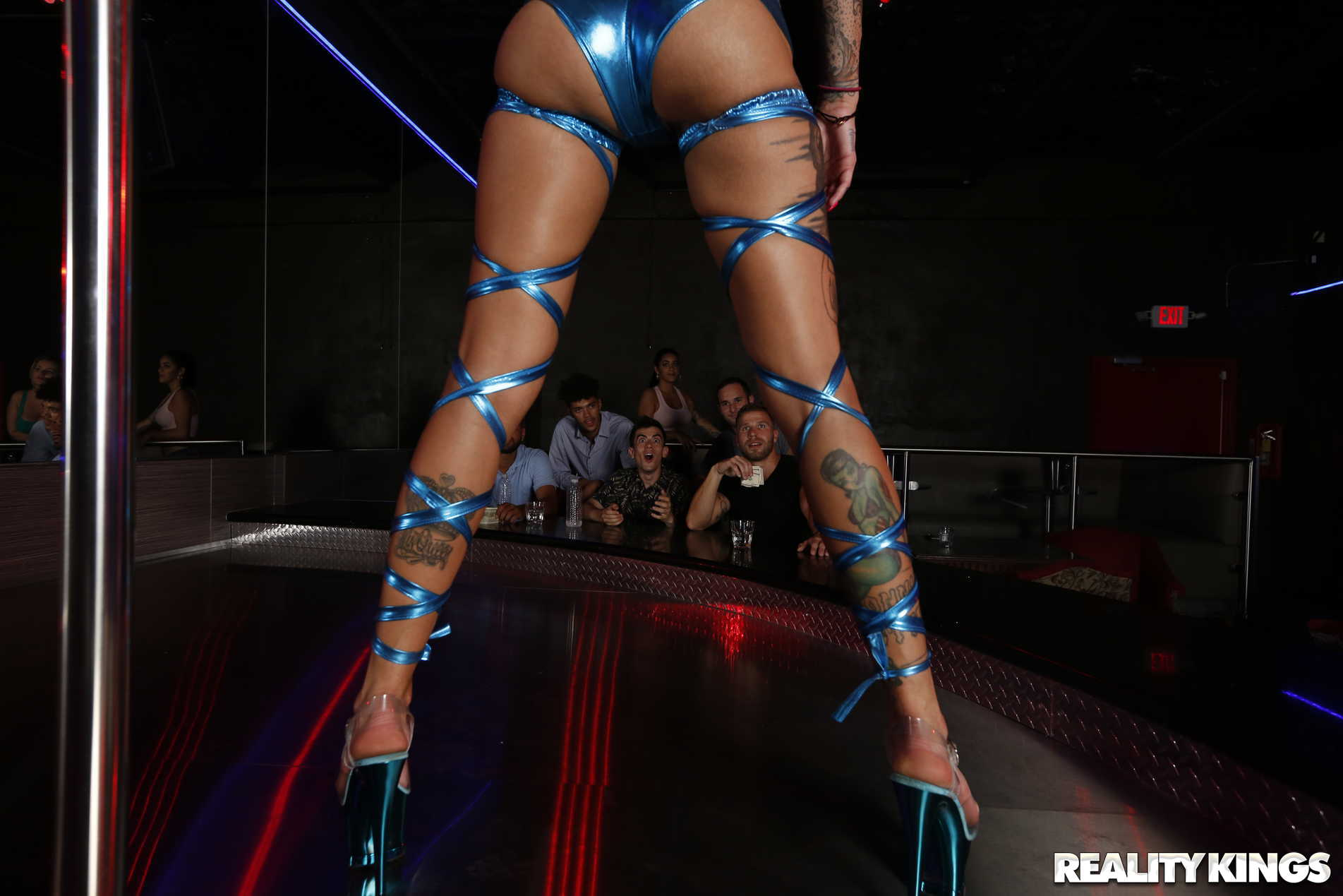 Reality Kings 'Rotten Experience At The Strip Club' starring Bonnie Rotten (Photo 84)