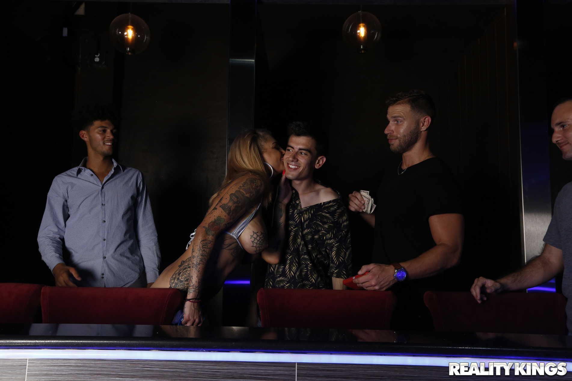 Reality Kings 'Rotten Experience At The Strip Club' starring Bonnie Rotten (Photo 192)