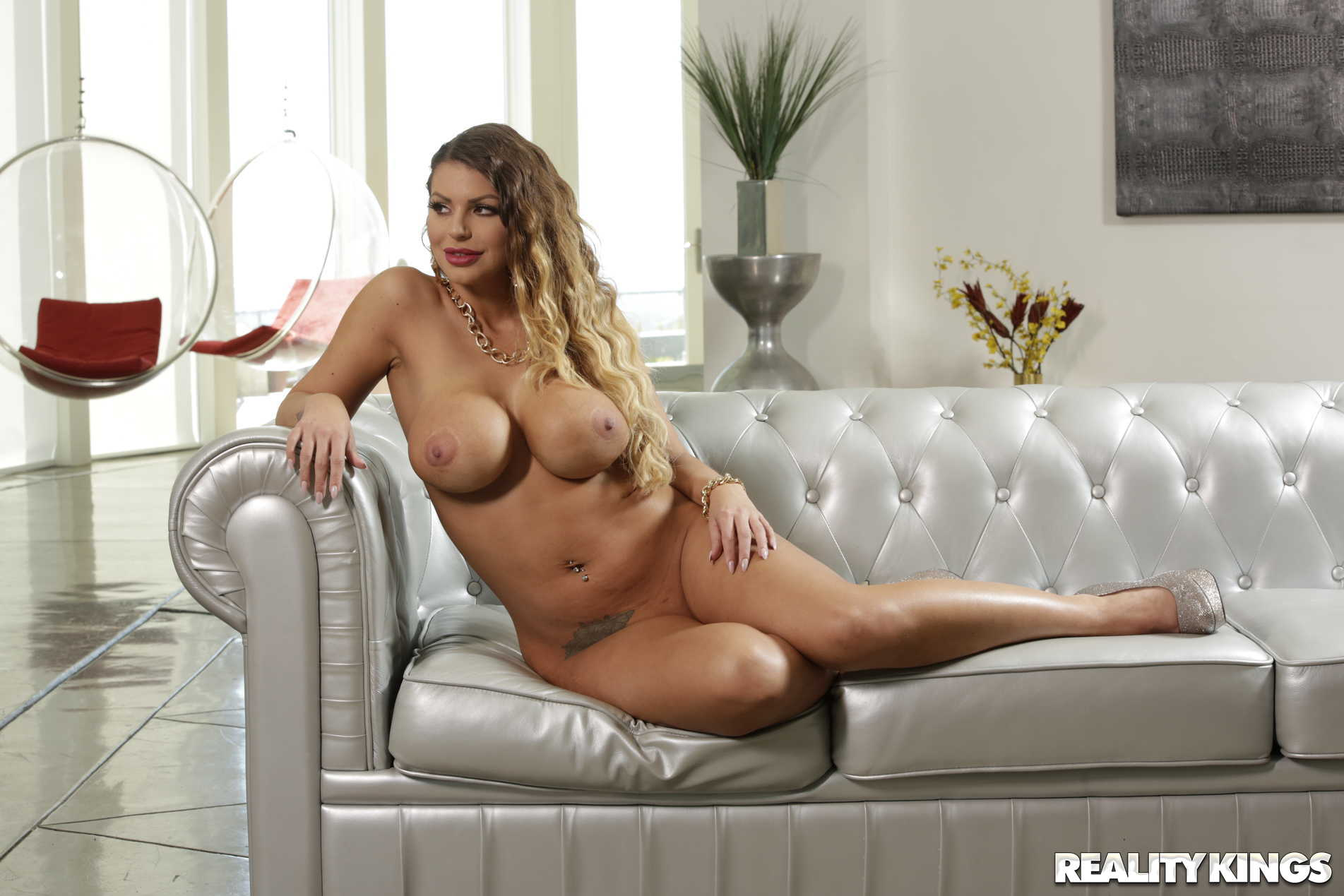Reality Kings 'Graphic In Traffic' starring Brooklyn Chase (Photo 56)