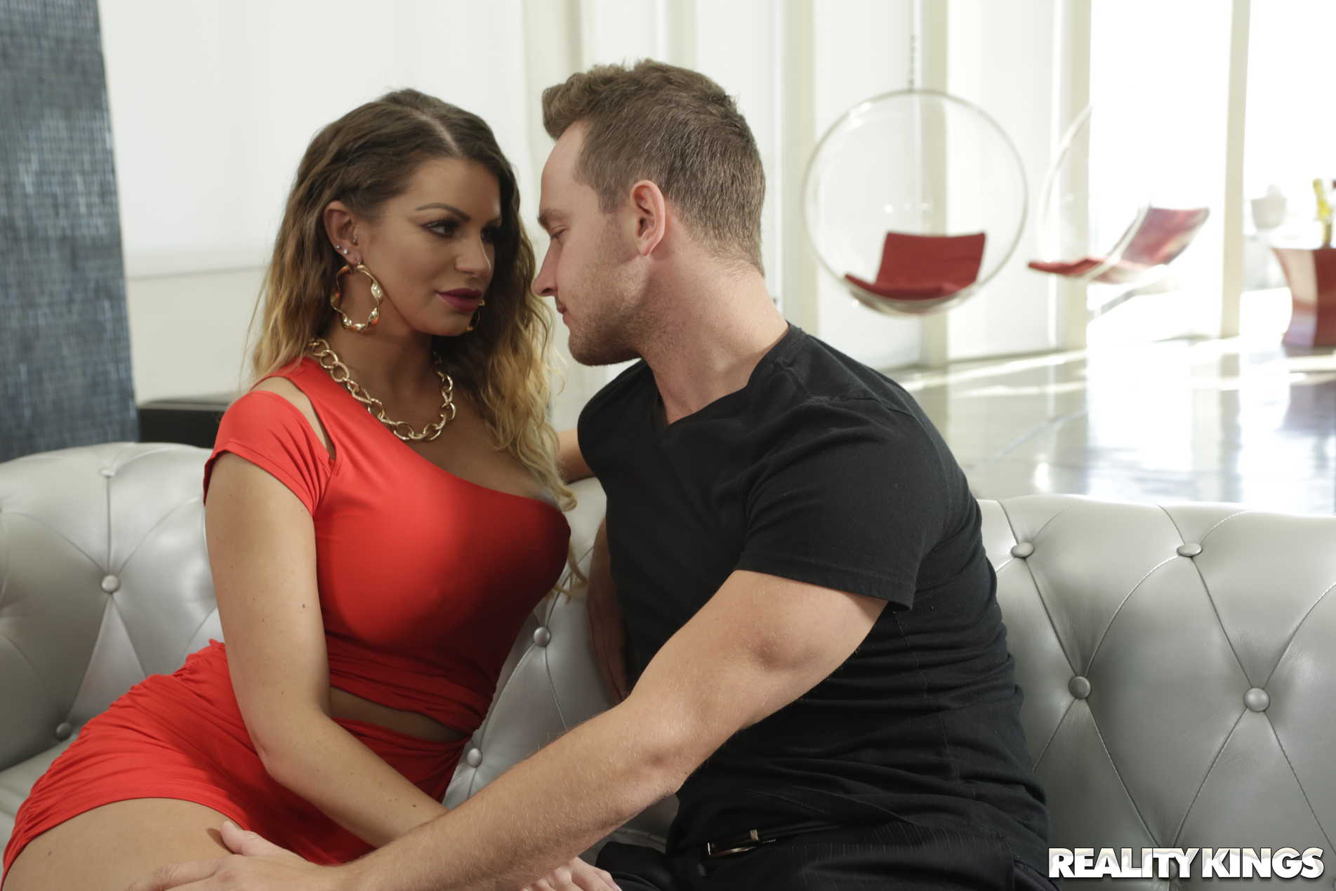 Reality Kings 'Graphic In Traffic' starring Brooklyn Chase (Photo 63)