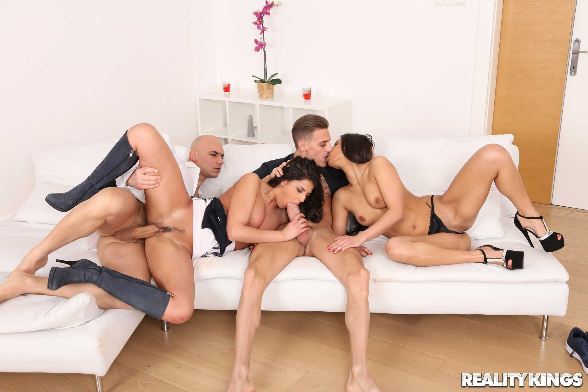 Reality Kings 'Double Date' starring Coco Demal (Photo 120)
