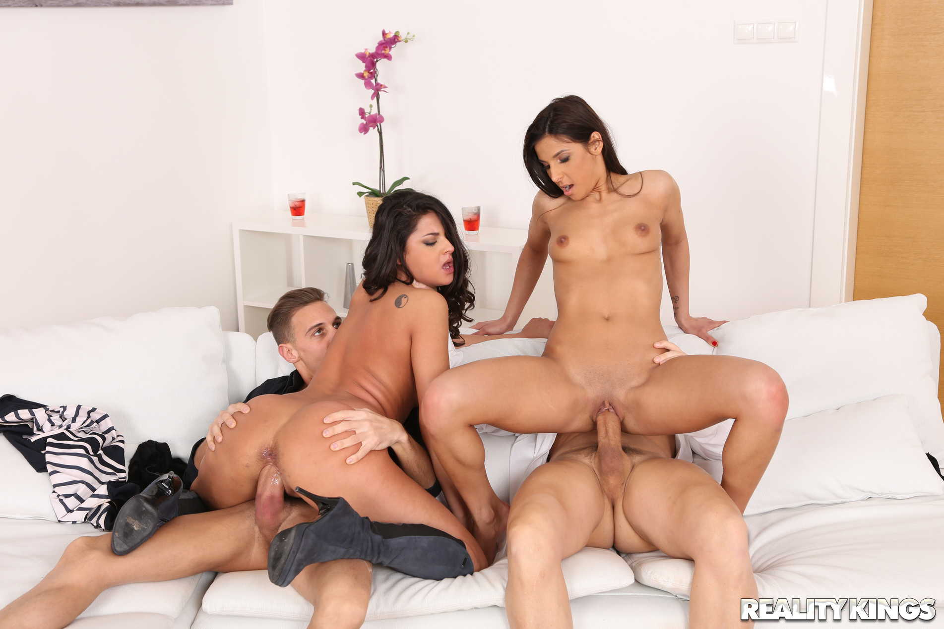 Reality Kings 'Double Date' starring Coco Demal (Photo 132)