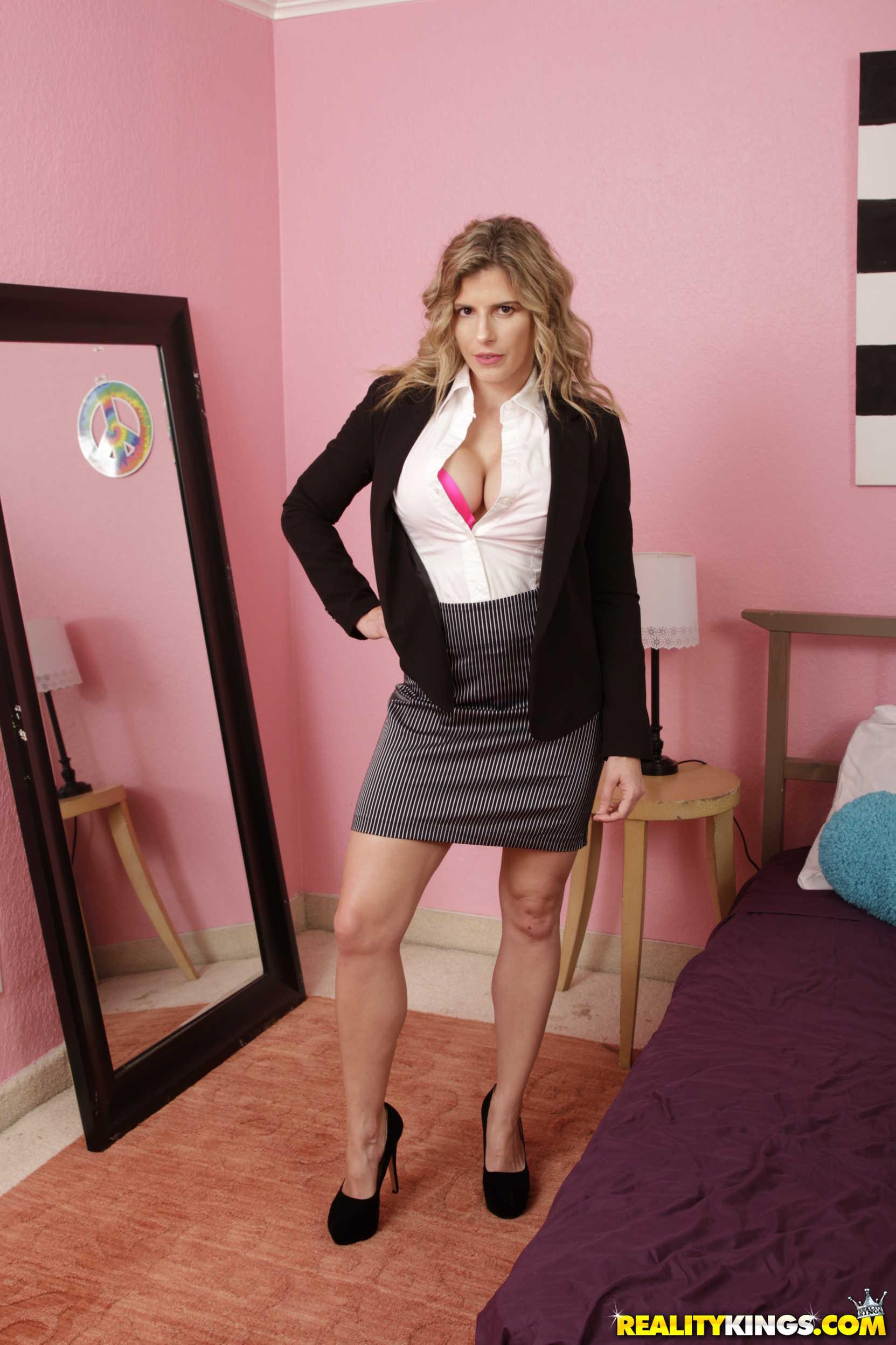 Reality Kings 'Dress Like A Slut Lick Like A Slut' starring Cory Chase (Photo 1)