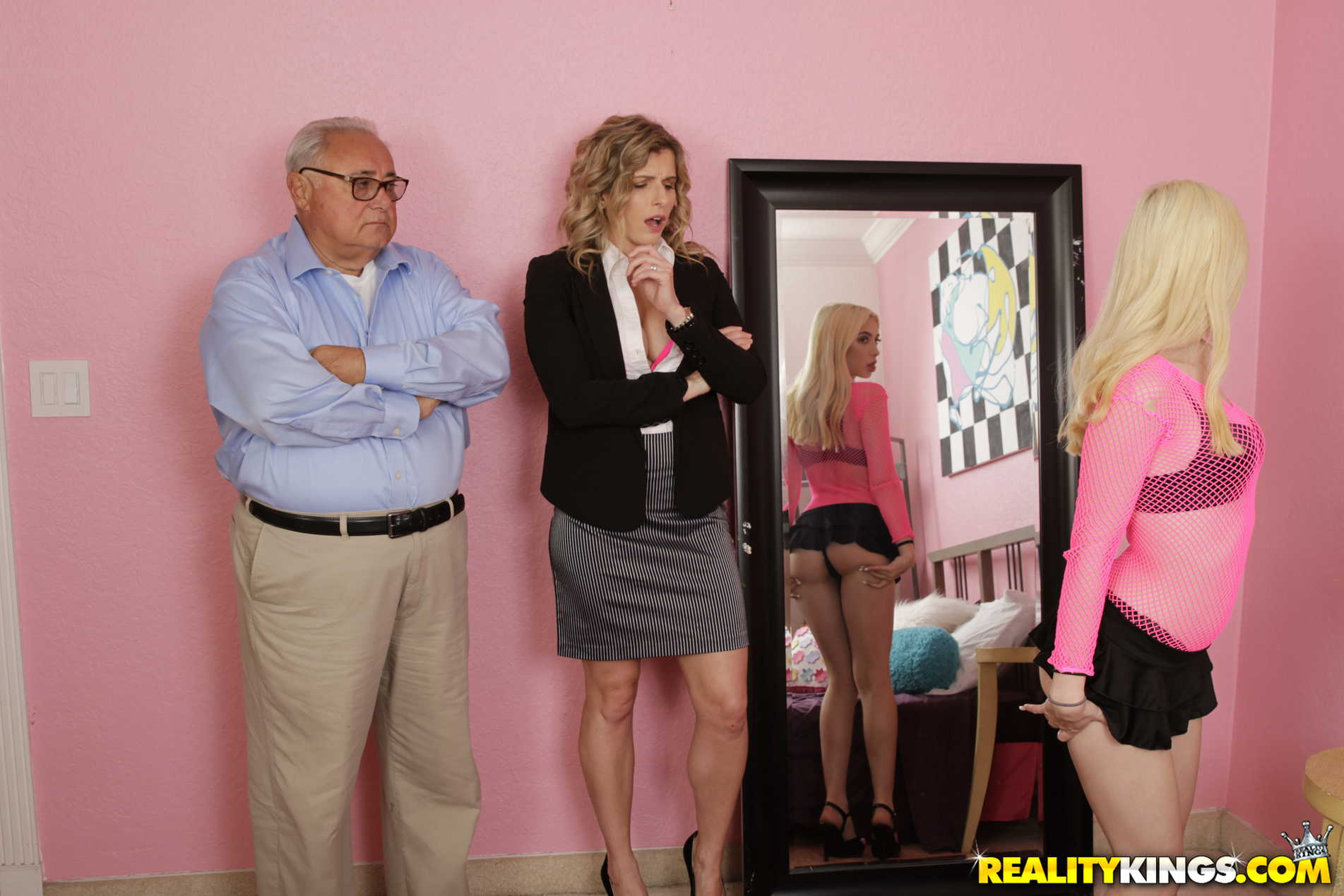 Reality Kings 'Dress Like A Slut Lick Like A Slut' starring Cory Chase (Photo 128)