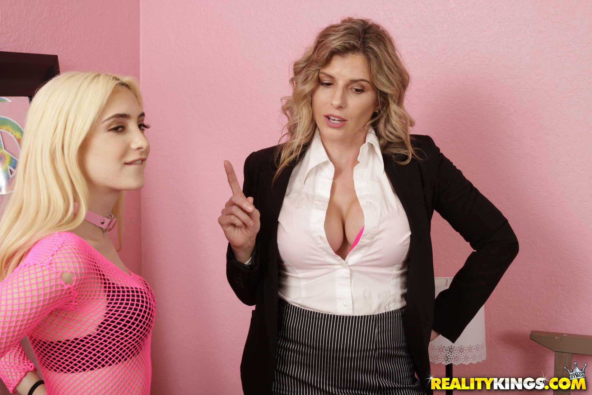 Reality Kings 'Dress Like A Slut Lick Like A Slut' starring Cory Chase (Photo 144)
