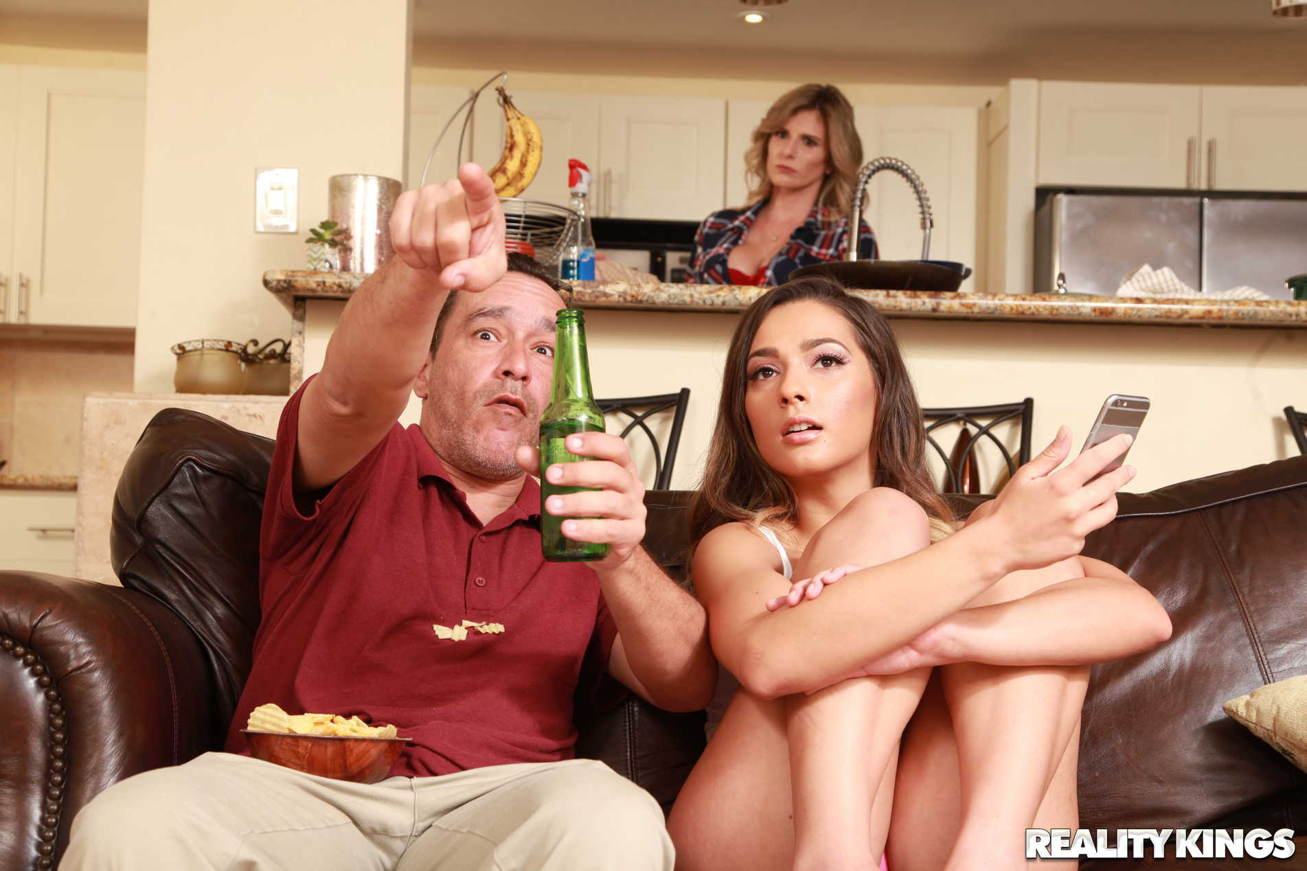 Reality Kings 'Get Off Your Ass And Clean' starring Cory Chase (Photo 77)