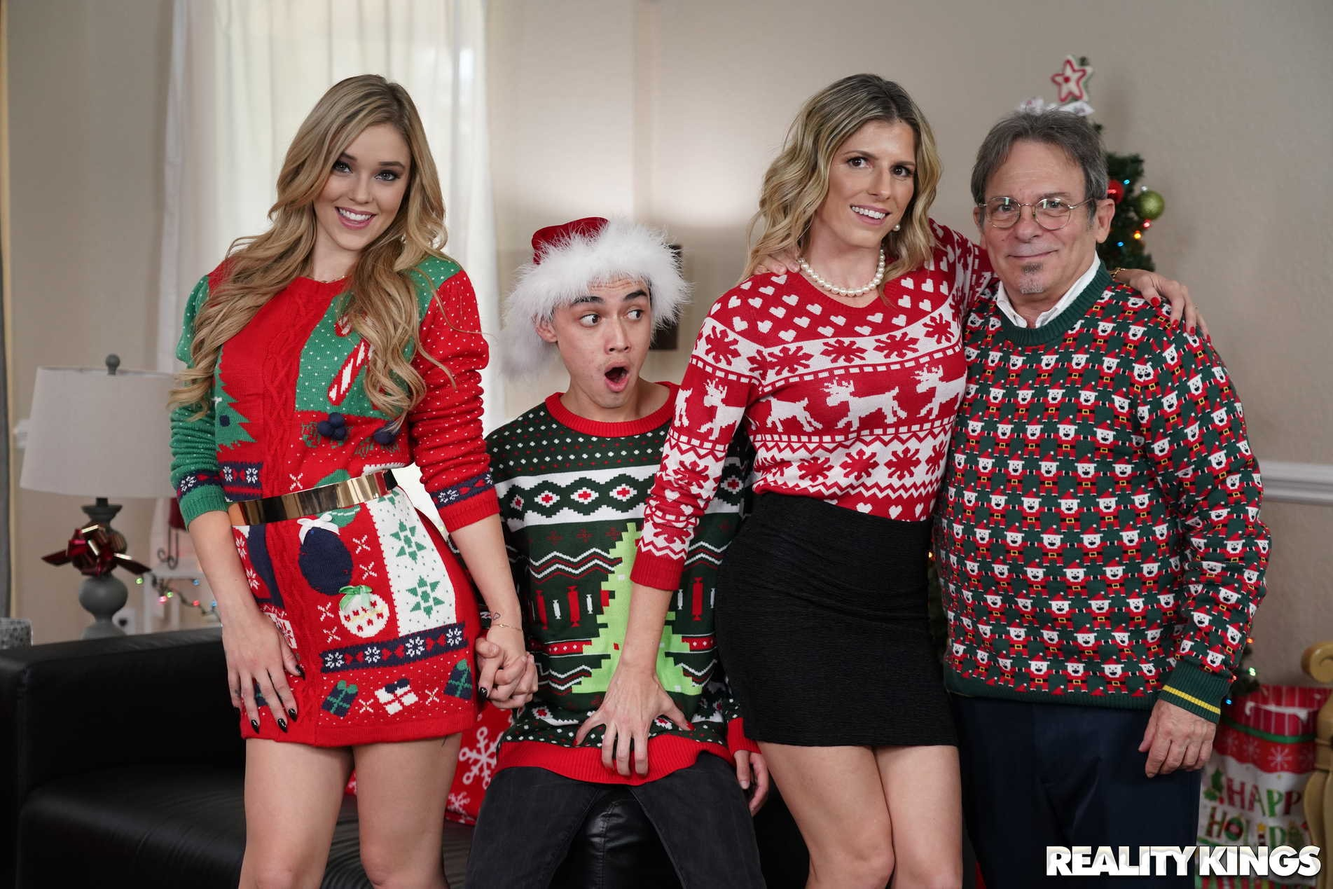 Reality Kings 'Keep The Xmas Lights Tied On' starring Cory Chase (Photo 75)