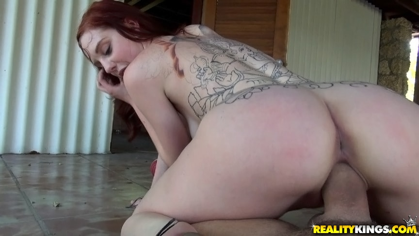 Reality Kings 'Aim to please' starring Ginger Maxx (Photo 243)