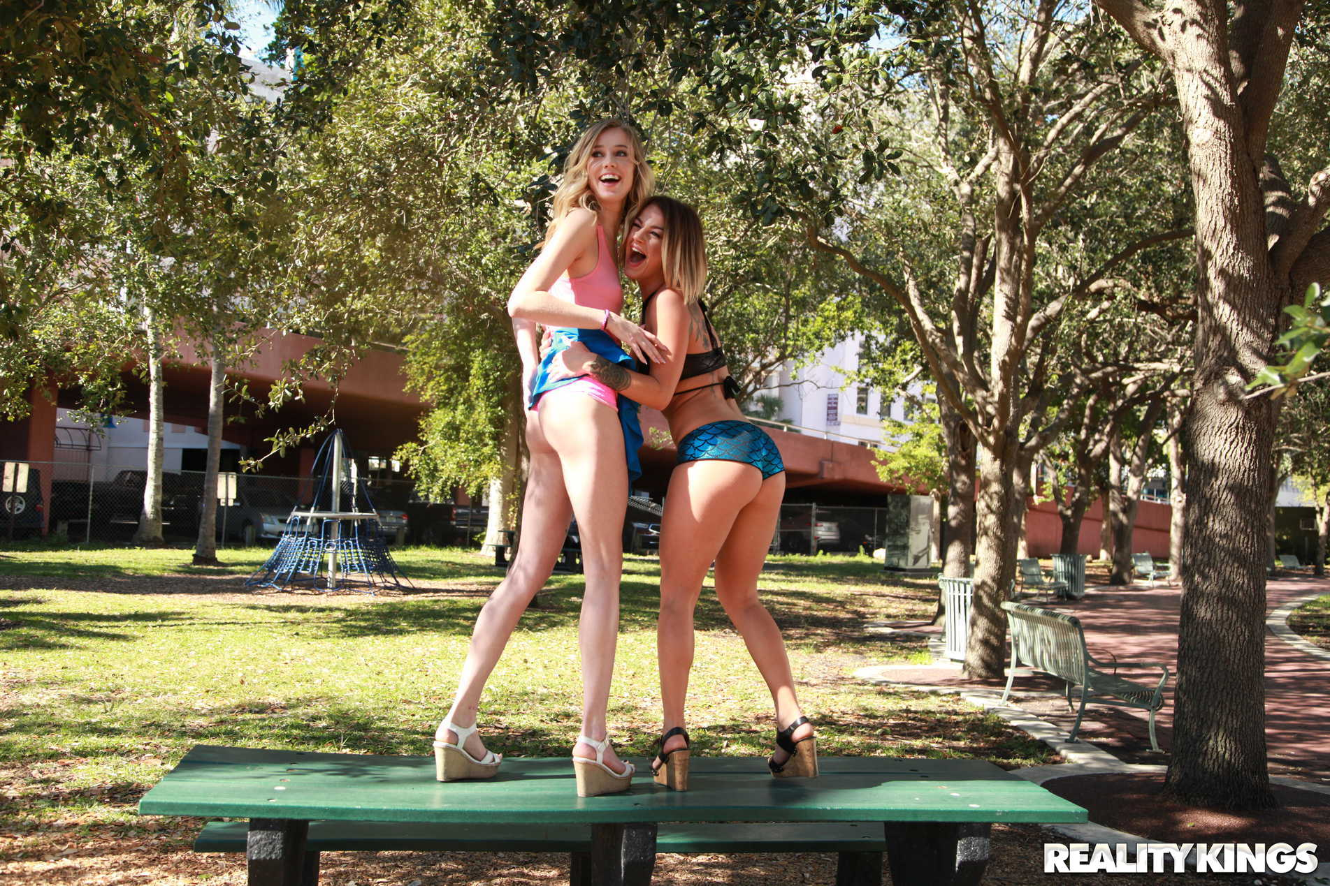 Reality Kings 'Daring Dames' starring Haley Reed (Photo 80)