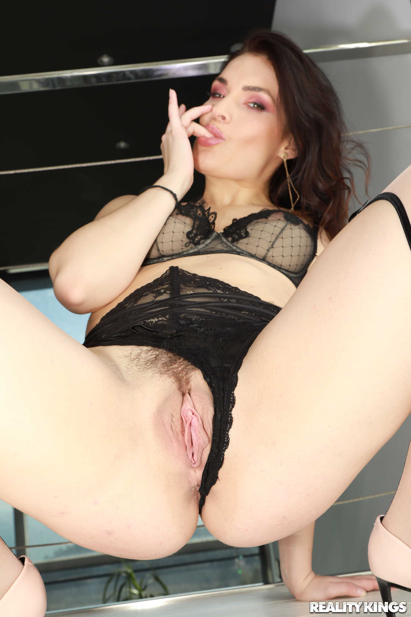 Reality Kings 'From Business To Pleasure' starring Hannah Vivienne (Photo 105)
