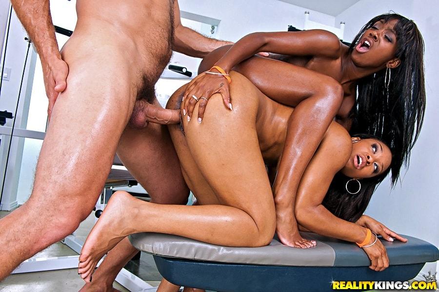 Reality Kings 'Big booty crew' starring Imani Rose (Photo 649)