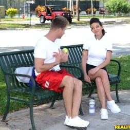 India Summer in 'Reality Kings' Topless tennis (Thumbnail 37)