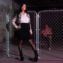 Jade Kush in 'Reality Kings' Chainlink Tease (Thumbnail 6)