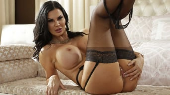 Jasmine Jae in 'What Is In Your Luggage'