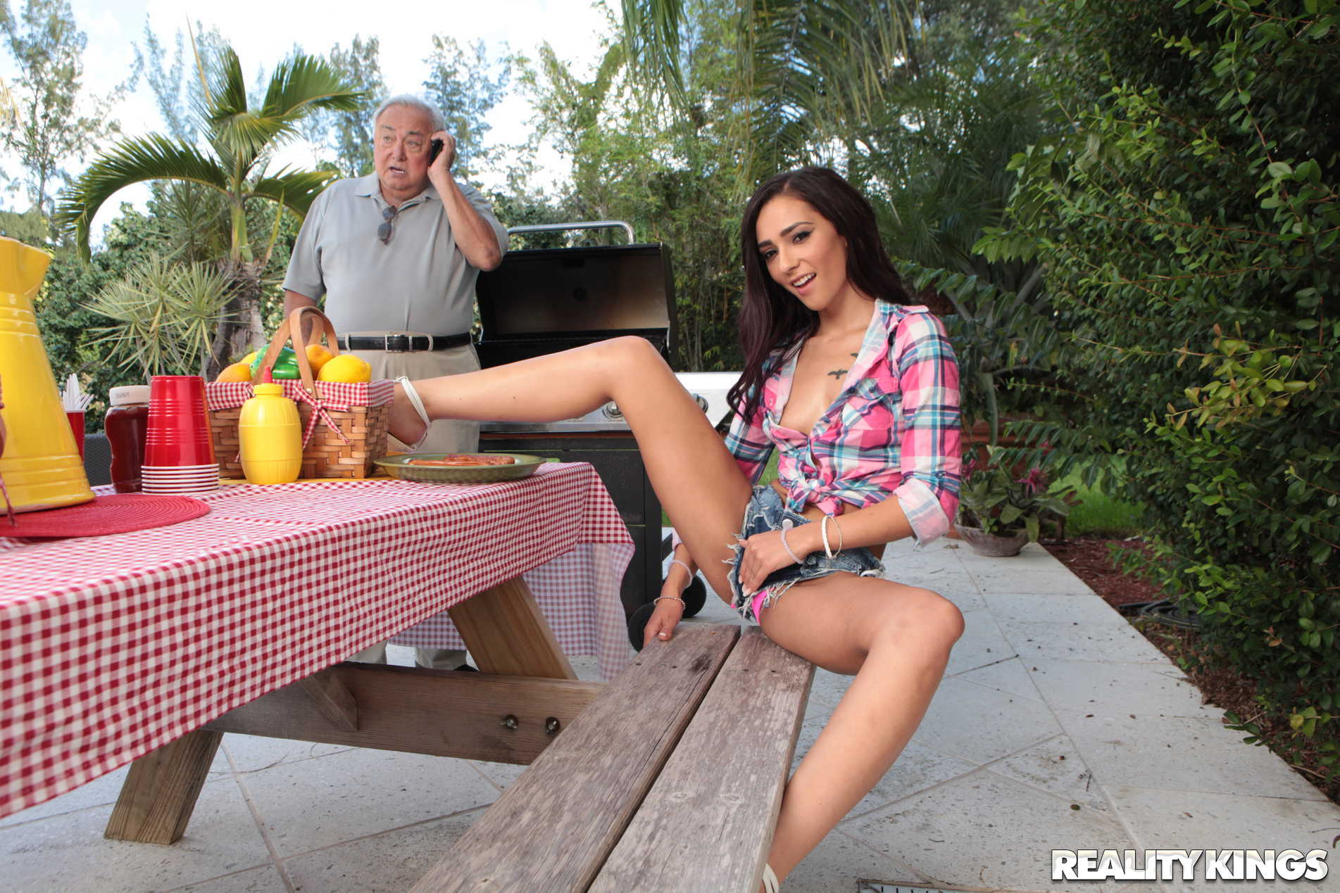 Reality Kings 'Park Bench' starring Jaye Summers (Photo 96)
