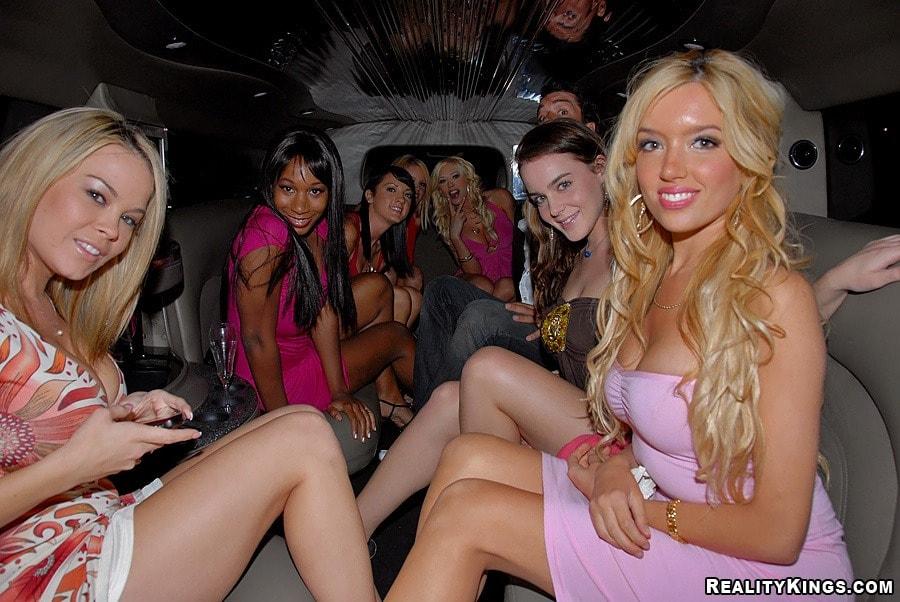 Reality Kings 'Vips Party Harder' starring Kagney Linn Karter (Photo 29)