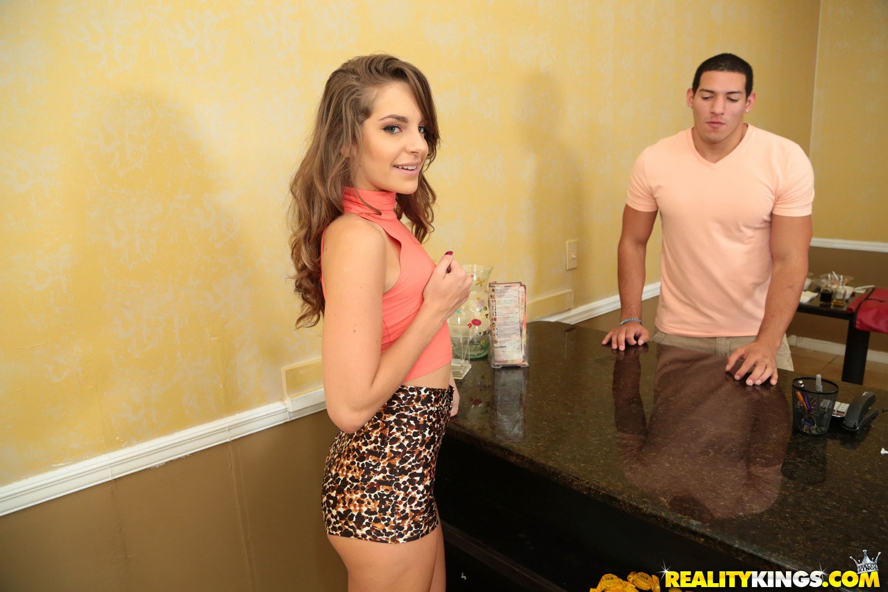 Reality Kings 'Grab that ass' starring Kelly Greene (photo 66)