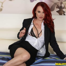 Kendra James in 'Reality Kings' Mindfucking And Muffdiving (Thumbnail 15)