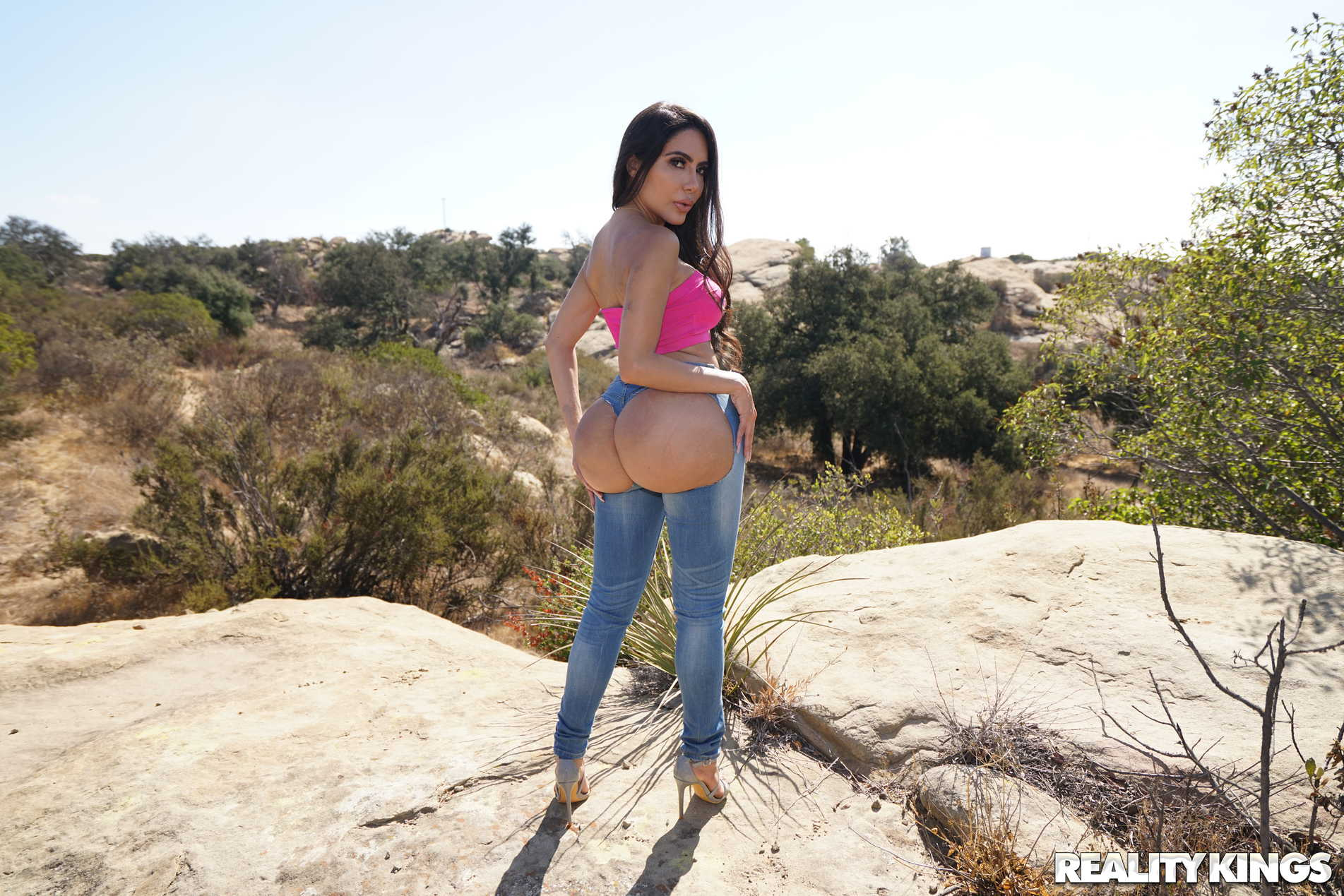 Reality Kings 'Ass Out' starring Lela Star (Photo 1)