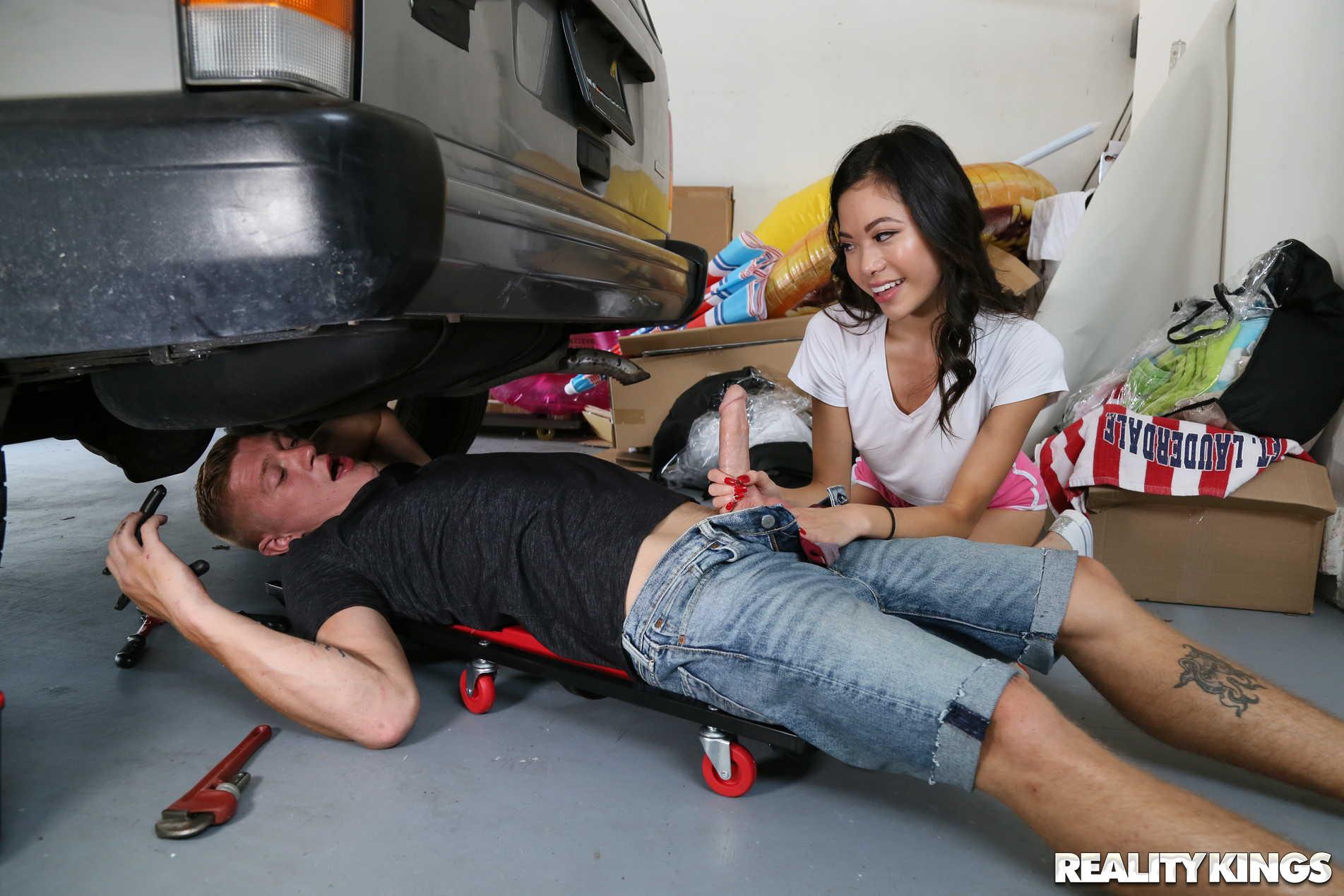 Reality Kings 'Mechanic Appreciation' starring Lexi Luna (Photo 99)