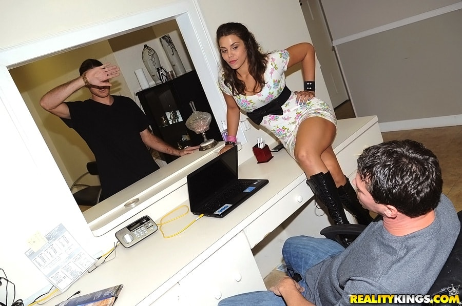 Reality Kings 'Money matters' starring Lexi Marie (Photo 252)