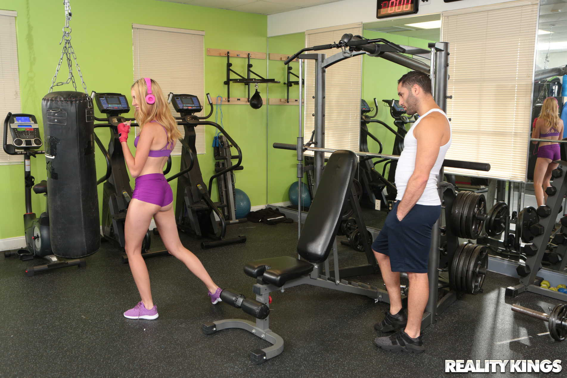 Reality Kings 'Body Blow Your Load' starring Mazzy Grace (Photo 36)