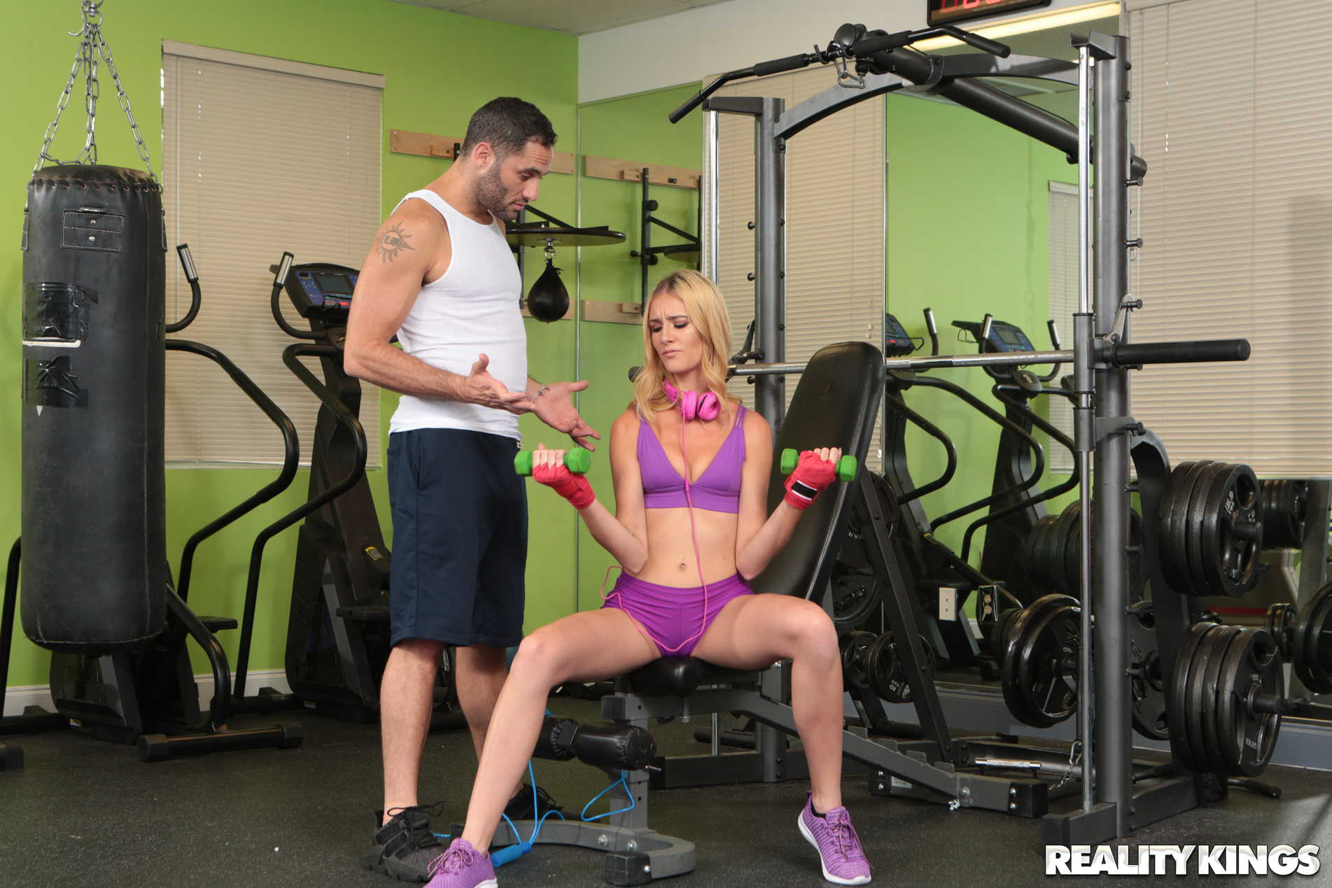 Reality Kings 'Body Blow Your Load' starring Mazzy Grace (Photo 48)
