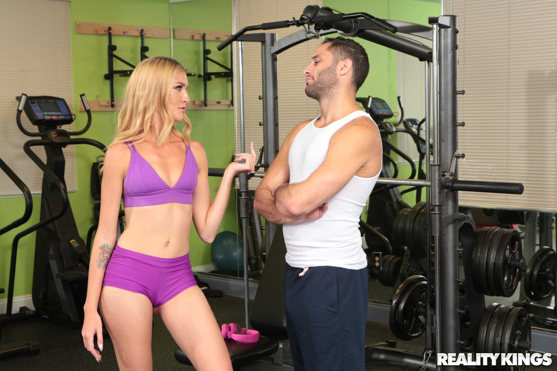 Reality Kings 'Body Blow Your Load' starring Mazzy Grace (Photo 60)