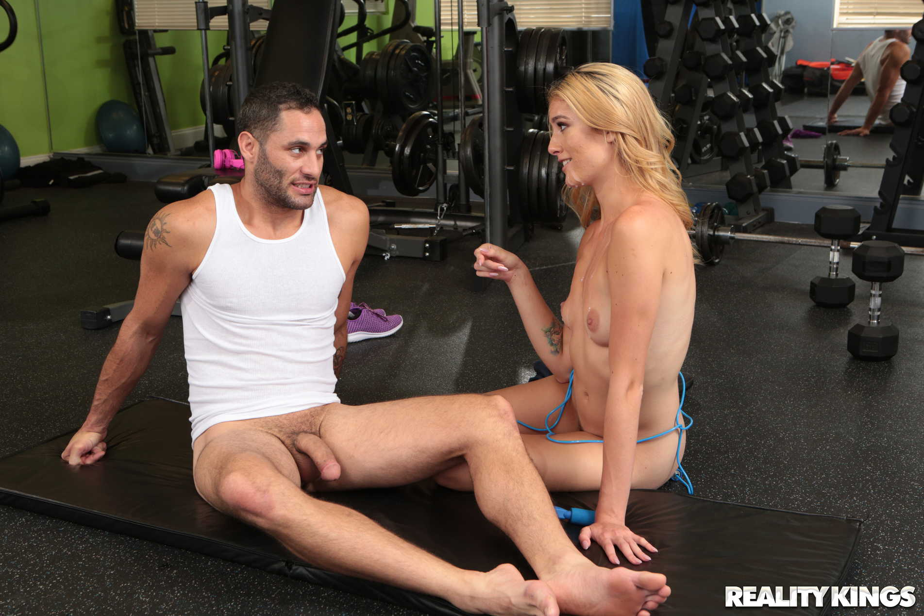 Reality Kings 'Body Blow Your Load' starring Mazzy Grace (Photo 192)