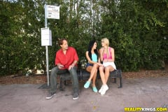 Megan Rain - Bus stop lust (Thumb 17)