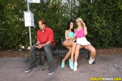 Megan Rain - Bus stop lust (Thumb 34)