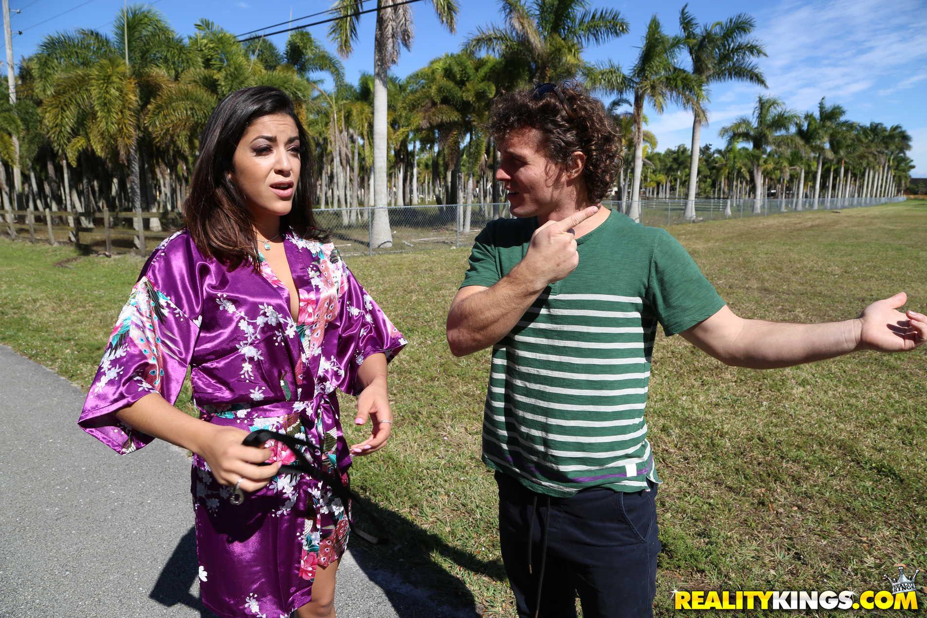 Reality Kings 'Hot Bitch In Heat' starring Mia Martinez (Photo 44)