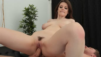 Michele James in 'Booby Massage'